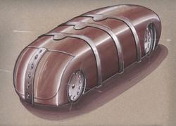 Arctic concept car_