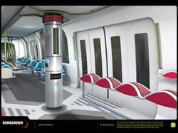 Train Interiors