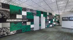 OPs history wall