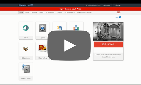 Play video how-to create a new participant