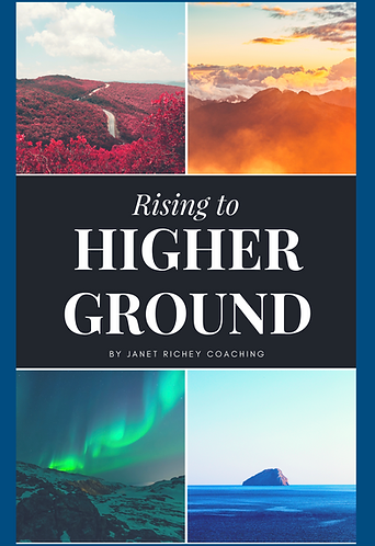Rising to Higher Ground