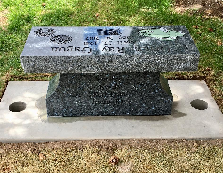 Pedestal bench blue pearl granite 2.jpg