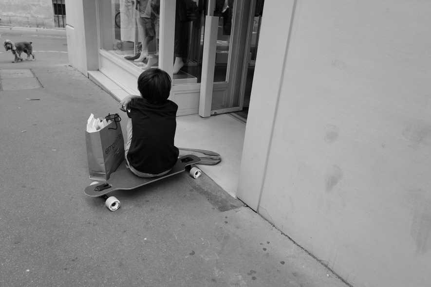 IN THE STREET - Serie
