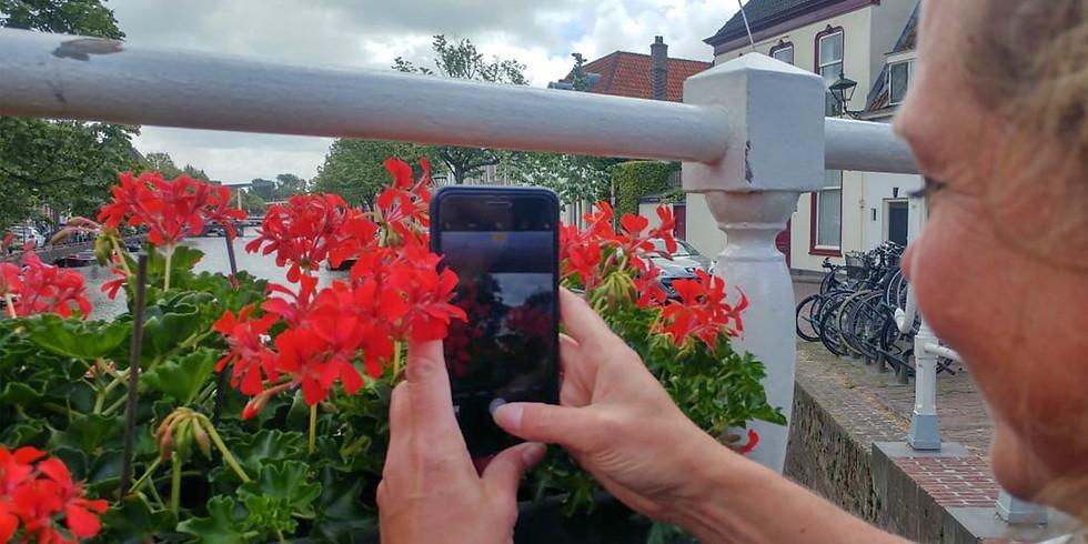 Workshop fotografie met je smartphone