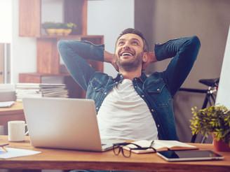 9 maanden thuiswerken, werkgeluk of burn-out