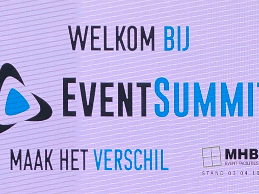 dtevents is aanwezig op de Eventsummit 2019
