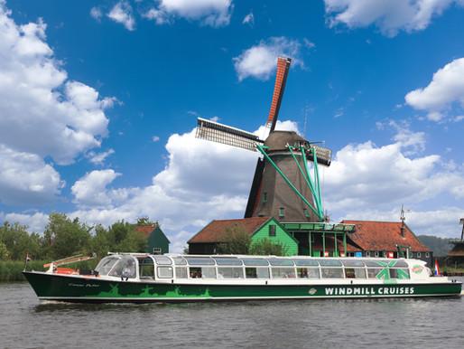 Reizen naar Nederland