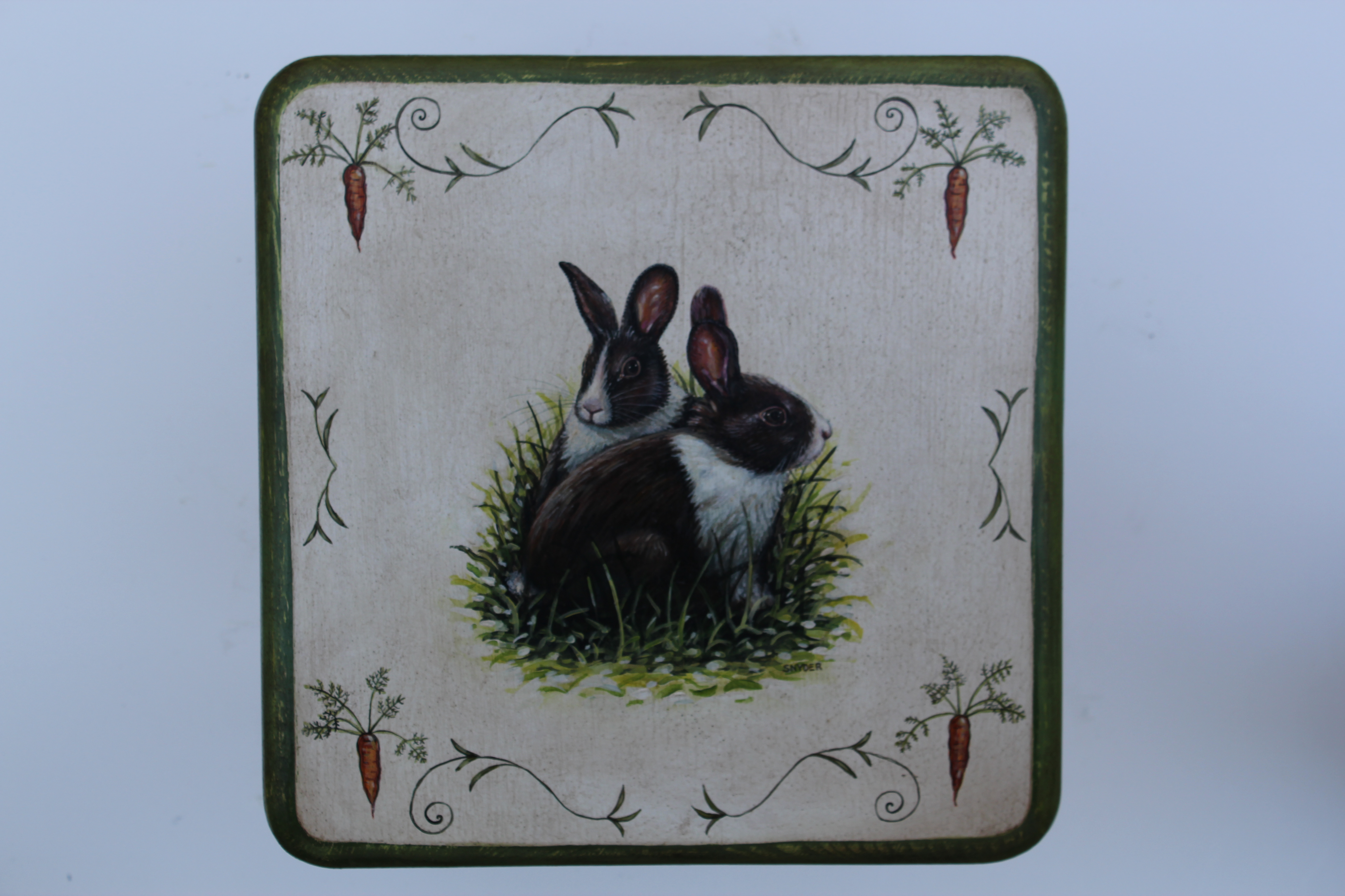 Bunny Step Stool