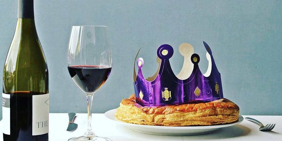 King Cake & Wine, Anyone?