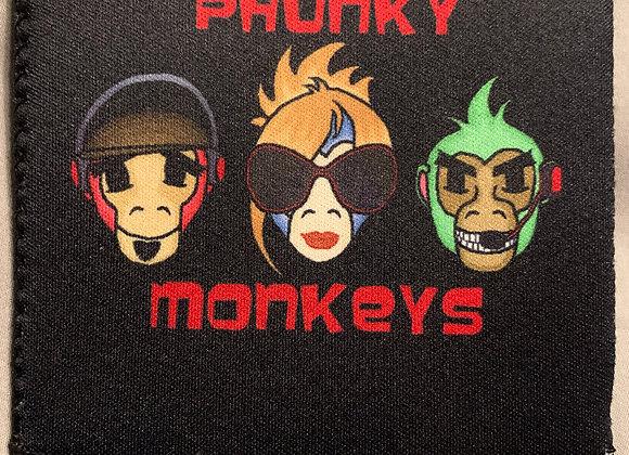 Phunky Monkey Koozie