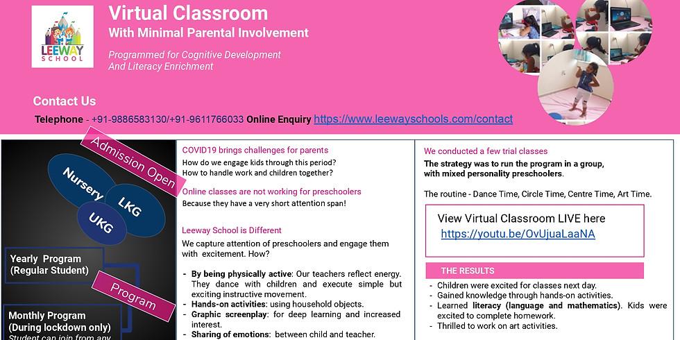 Leeway Virtual Classroom
