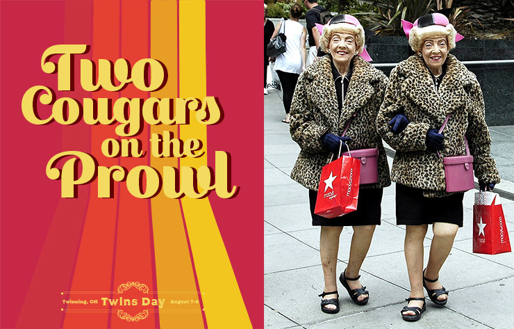Twin cougar's