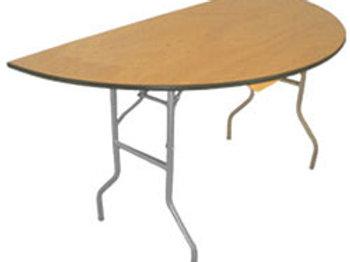 Sweetheart/Half Round Table