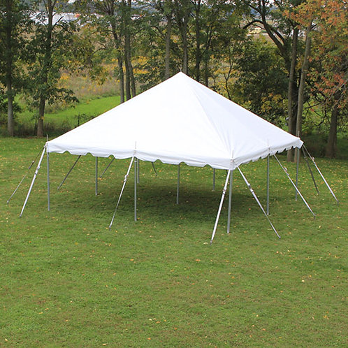 20x20' Traditional Frame Tent