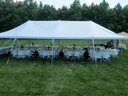 20x40' Traditional Frame Tent