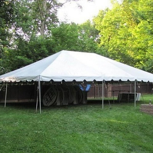 30x50' Tent