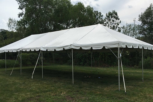 20x50 Traditional Frame Tent