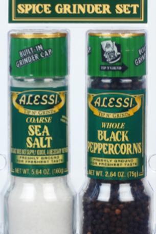Salt & Pepper Grinders
