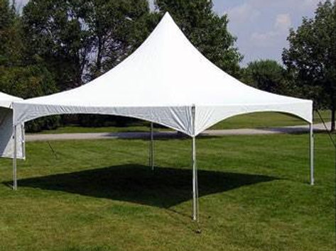 20x20' High Peak Tent