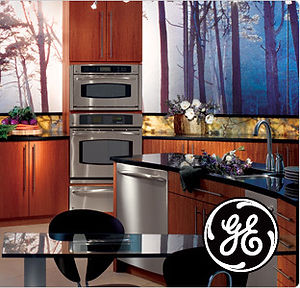 GE Appliances Walnut Cove