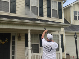 Tips for Power Washing