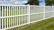 Seven benefits of a vinyl fence