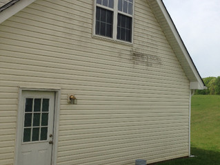 Is it safe to pressure wash vinyl siding?