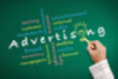 Advertising media marketing web design newspapers banner ads