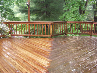 Power Washing: Pressure and Tip Selection