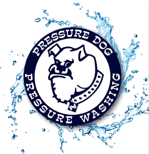 Pressure Dog Pressure Washing logo