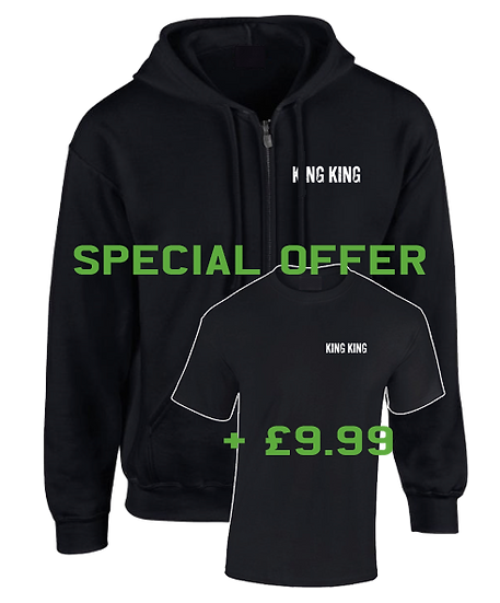 Special Hoodie & T Offer