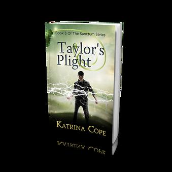 Taylor's Plight: Book 3 (The Sanctum Series)