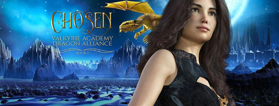Chosen: Book 1 (Valkyrie Academy Dragon Alliance)