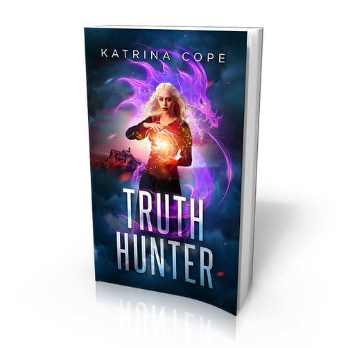 Truth Hunter: Book 5: Shapeshifter Witch & Angels (Afterlife)