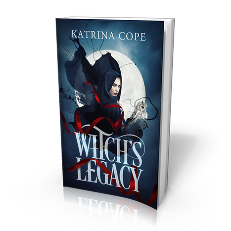 Witch's Legacy: Prequel (Supernatural Evolvement)