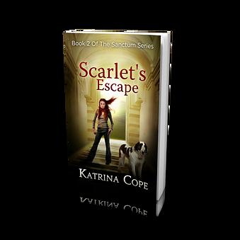 Scarlet's Escape: Book 2 (The Sanctum Series)