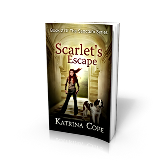 Scarlet's Escape: Book 2 (The Sanctum Series)