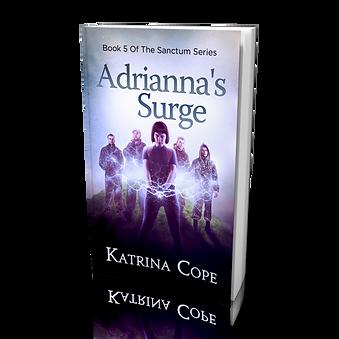Adrianna's Surge: Book 5 (The Sanctum Series)