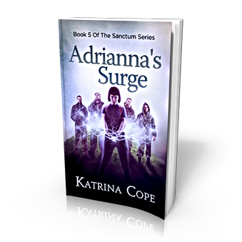 Adrianna's Surge: Book 5 (The Sanctum Series)