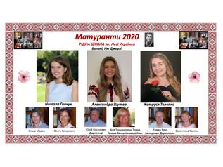 Випустики 2020р