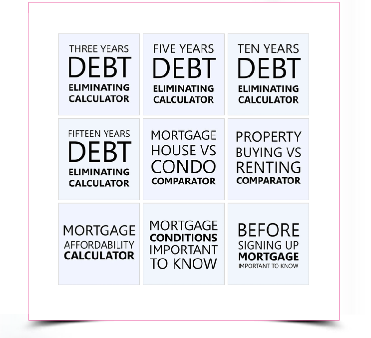 Before Debt Decision Making Tools