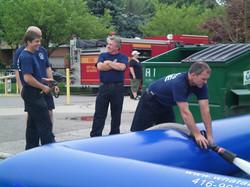 Fire Station Filling Pool/ School