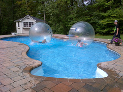 private party / inground pool