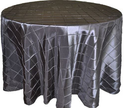 Silver/Grey Charcoal Linens