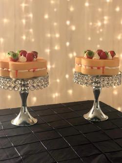Small Cake/Dessert Stands