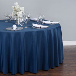 Navy Blue Linens