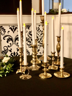 Mixed Taper Candle Holders