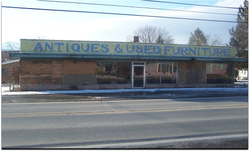 Old Antiques/Pet Store Before
