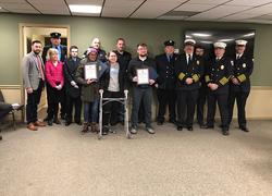 Civilian Life Saving Award