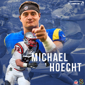 Slingin it with QB Velocity #7 with Los Angeles Rams Defensive Tackle Mike Hoecht